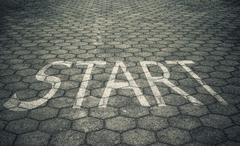 Start your Life Stock Photos