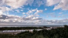 20120825 Clouds Sea [4K] Stock Footage