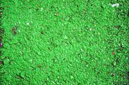 Stock Photo of green  asphalt