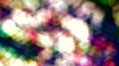 holliday background colors defocussed - stock footage