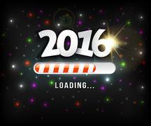 2016 loading Piirros