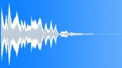 Scifi sonar arp info - sound effect