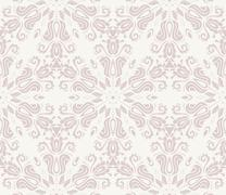 Orient Vector Pattern. Abstract Ornament - stock illustration