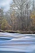 A river to cross 2 Stock Photos
