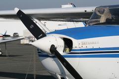 Cessna 172 prop Kuvituskuvat