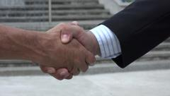 Handshake, Shaking Hands, Greeting Arkistovideo