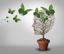 Psychology help Stock Illustration