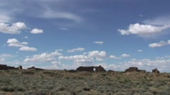 HD DESERT LANDSCAPE TIME LAPSE NEW MEXICO Stock Footage