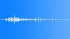 Gravel Debris Sound Effect