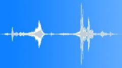 Creaky and squeaky door shut - 1 Sound Effect
