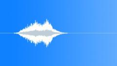 Metallic Space Harsh Slice - sound effect