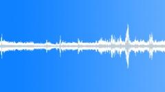 Alien dune wind ambience loop - sound effect