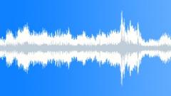 Scifi radio malfunction loop Sound Effect