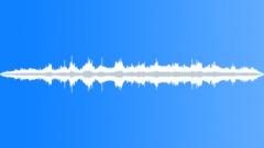 seawaves island motor plane passing by far 001 - sound effect