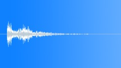 metal door thin close 001 - sound effect