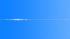 Metal door thin insert key 002 Sound Effect