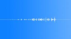 Flick pack of money 002 Sound Effect