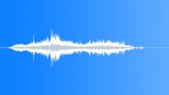 plastic pieces drop 004 - sound effect