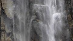 Nachi Falls in Wakayama, Japan Stock Footage