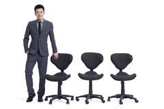 Abundant positions - stock photo