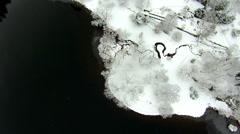 Hudson Valley HD Aerials Stock Footage