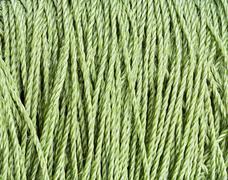 Green nylon rope texture pattern Stock Photos