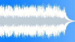Train over bridge Sound Effect