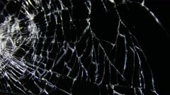 4K Broken Screen Smartphone 8 Stock Footage