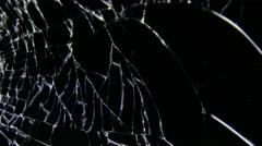 4K Broken Screen Smartphone 9 Stock Footage