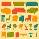 Stock Illustration of furniture