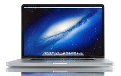 Apple macbook pro Stock Photos