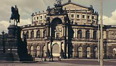 Dresden 1972: the Semperoper Stock Footage