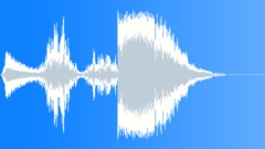 Passing Whoosh To Slider Hard Hit 6 (Futuristic, Trailer, FX) Sound Effect