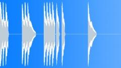 Sci-Fi Laser Rifle Bursts 7 Sound Effect