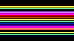 Stock Video Footage of Color stick graphic equalizer 1