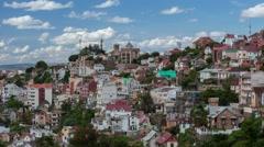 Antananarivo city Stock Footage