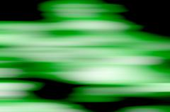 green white black blur abstract background pattern. - stock photo