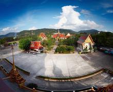 Chalong - stock photo
