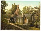 [Cockington Church, Torquay, England] Stock Photos