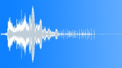 Mechanism rattle damage - sound effect