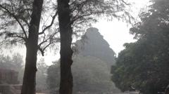 India Konark Sun Temple 2 Stock Footage