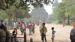 India Konark Sun Temple Stock Footage