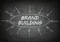 Brand building Piirros