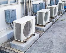 Air conditioner Stock Photos