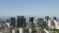Rio de Janeiro Down Town - Brazil Stock Footage