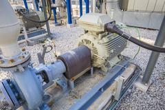 Transfer pump Stock Photos