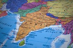 India map Kuvituskuvat