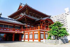 Osu kannon , nagoya , japan Stock Photos