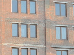 Walls and windows. Related clips are in my portfolio in 1920x1080. Stock Footage