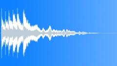 Scifi sunbeam stinger - sound effect